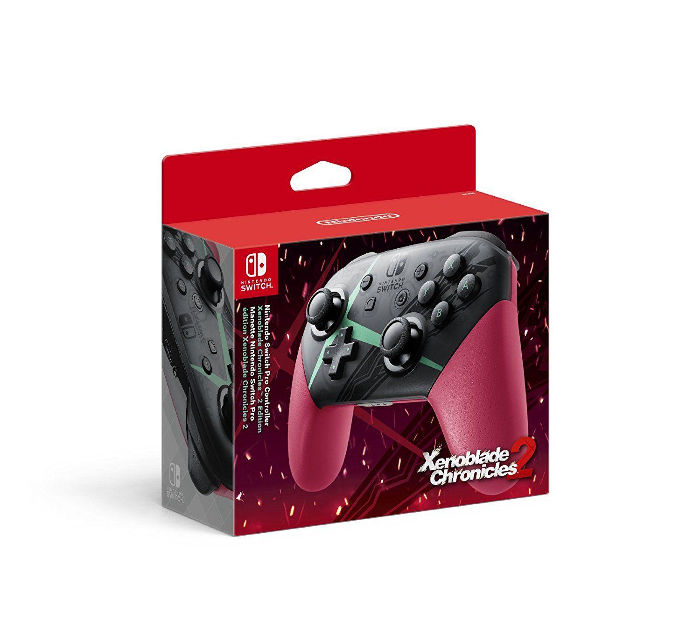 [MM lokal Sterncenter Potsdam] Nintendo Switch Pro Controller Xenoblade 2 für 59€