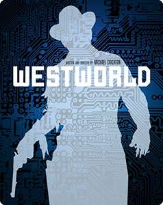 Westworld (1973) Steelbook Limited Edition (Blu-ray) für 10,97€ (Amazon Prime)
