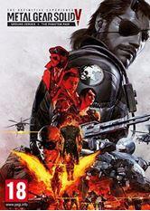 Metal Gear Solid V: The Definitive Experience (Steam) für 6,97€ (Voidu)