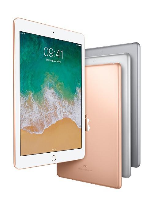 """[Schweiz Interdiscount] APPLE iPad (März 2018) WIFI, 9,7"""", 32 GB – alle Farben"""