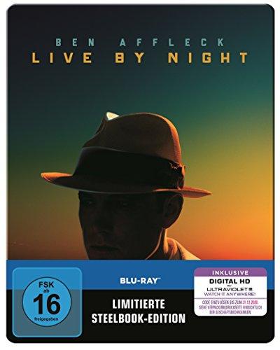 Live by Night Steelbook Limited Edition (Blu-ray + UV Copy) für 7,97€ (Amazon Prime)