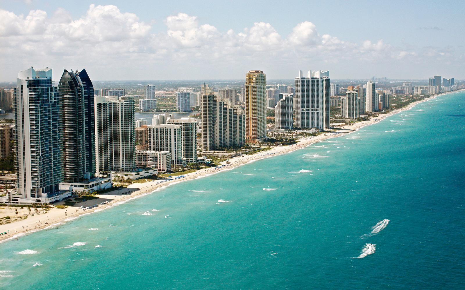 Super LastMinute nach Miami ab nur 250 EUR ab Brüssel