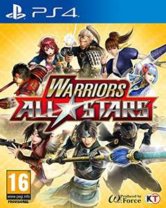 Warriors All Stars (PS4) für 19,80€ (Base.com)