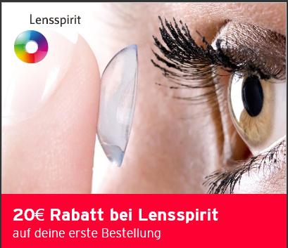 20€ auf Kontaktlinsen ab 30€ MBW
