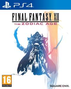 Final Fantasy XII: The Zodiac Age (PS4) für 16,05€ (ShopTo)
