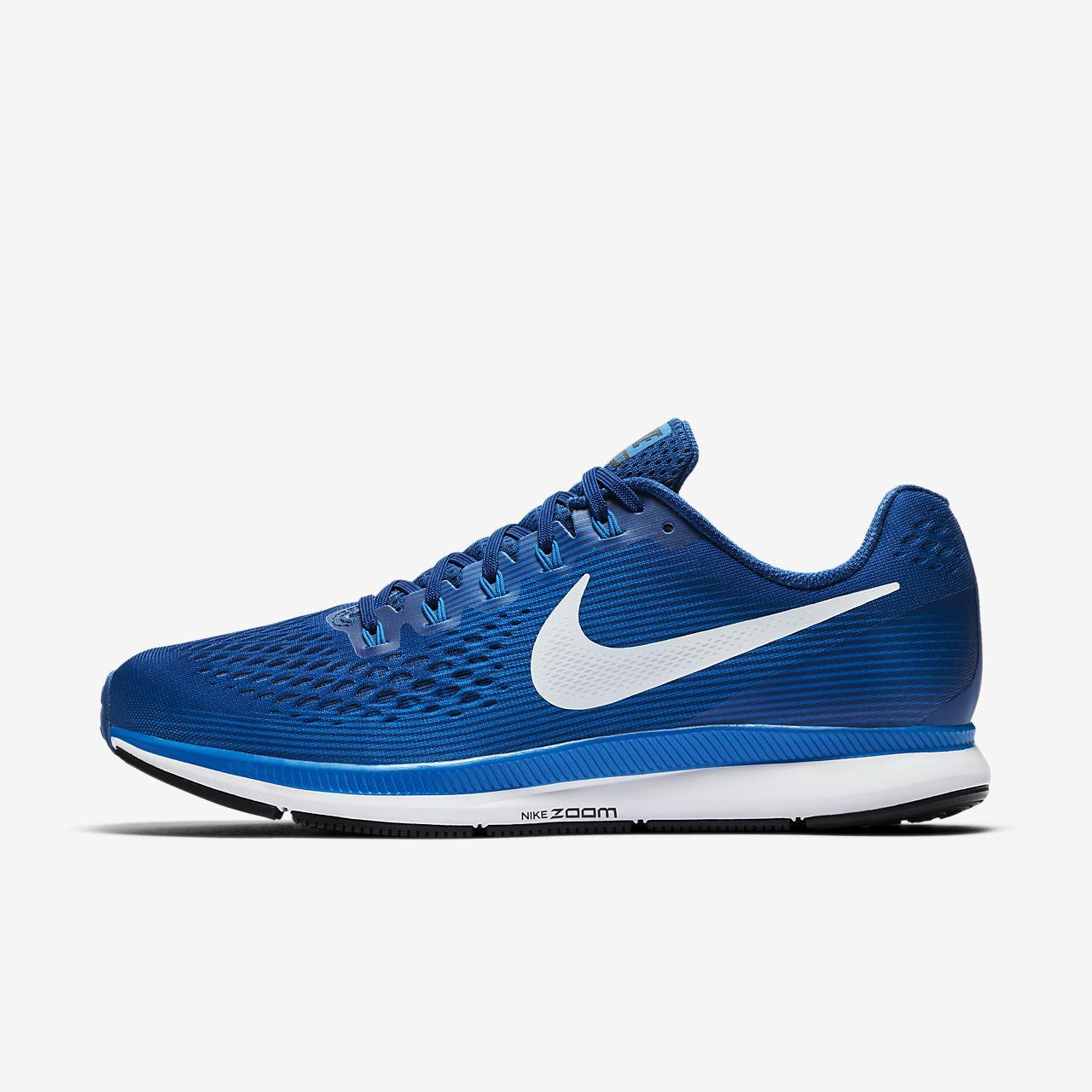 Nike Air Zoom Pegasus 34 in verschiedenen Farben und Größen