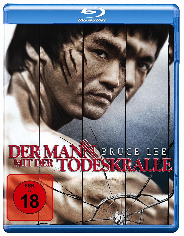 Bruce Lee: Der Mann mit der Todeskralle (FSK 18) (Bluray) für 7,97€ [Amazon Prime]