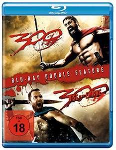 300 & 300: Rise of an Empire Doppelset (Blu-ray) für 9,97€ (Amazon)