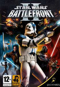 Star Wars: Battlefront 2 (2005) (Steam) für 1,96€ [Gamesplanet]