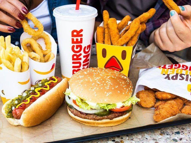 10fach Payback Punkte bei Burger King bis 13.05.18