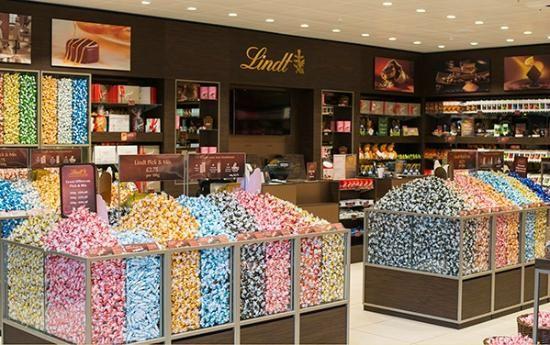 Lindt Boutique Hamburg - 70% auf Oster Artikel
