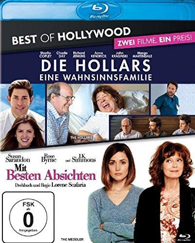 Die Hollars + Mit besten Absichten (2x Blu-ray) für 3,87€ (Dodax)