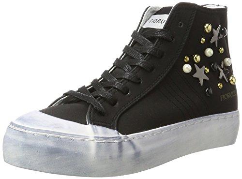 ( Amazon Prime ) Gr.38 Fiorucci Damen Fead017 Hohe Sneaker