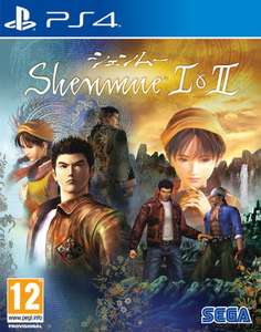 Shenmue I & II (PS4 & Xbox)