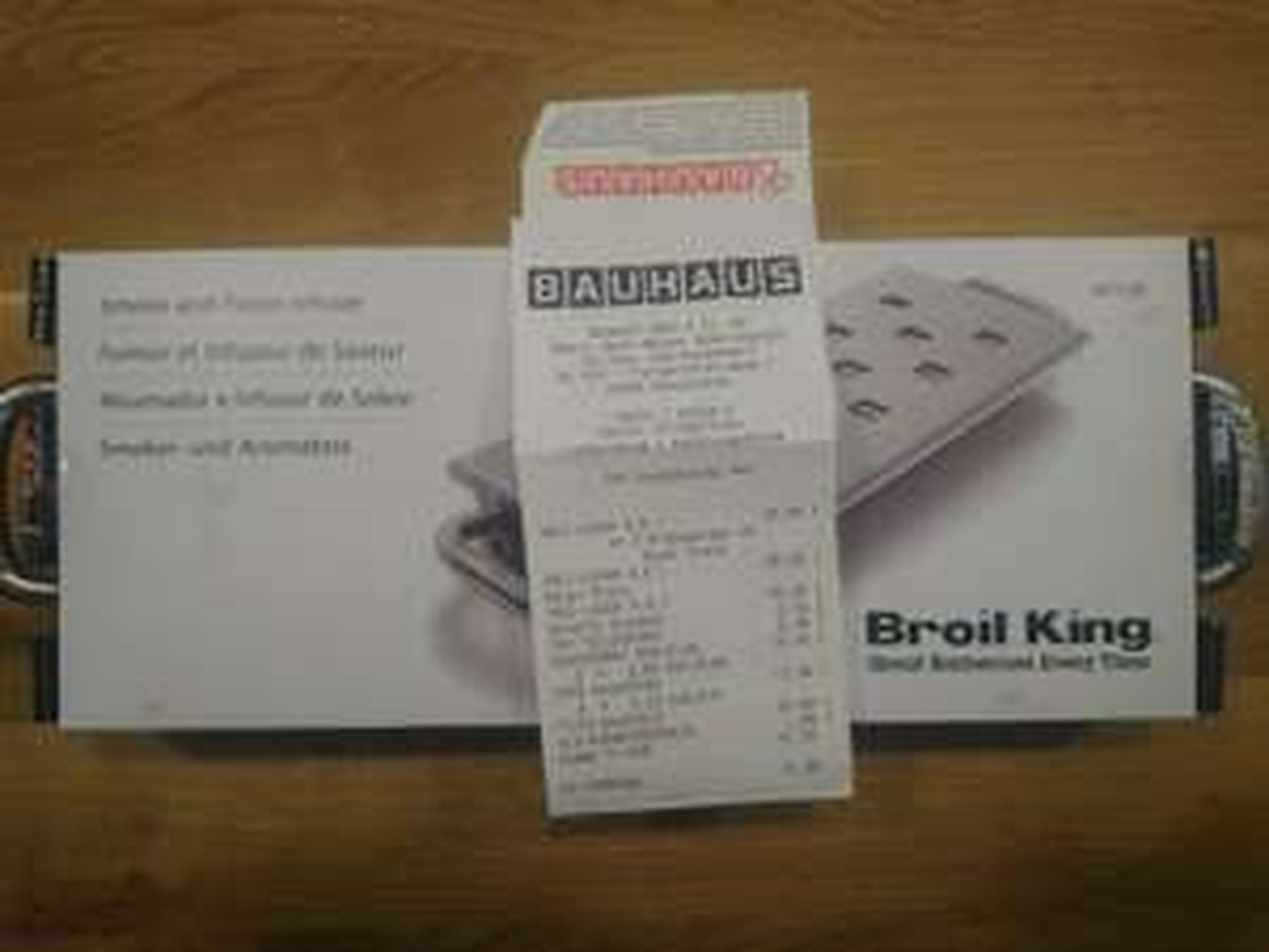 Broil King Smokerbox Premium (Bauhaus)
