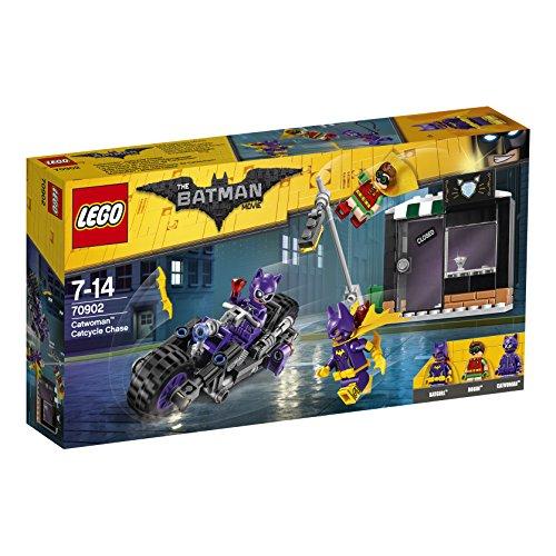 LEGO Batman - Catwoman: Catcycle Verfolgungsjagd (70902)