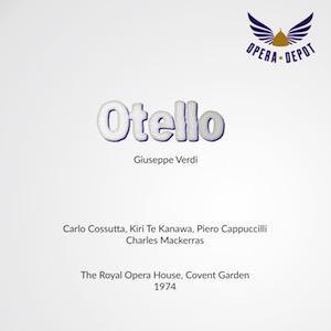 "[Opera Depot] ""Otello"" von Giuseppe Verdi als Gratis-Download"