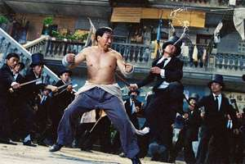 Kung Fu Hustle [Blu-ray] für 5,96€ inkl. Versand [Amazon Prime / Dodax]