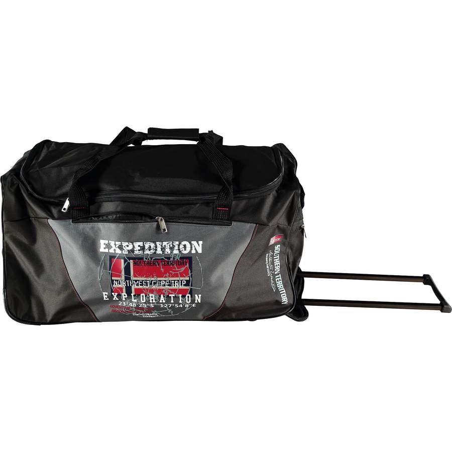 XXL-Trolley-Tasche mit ausziehbarem Griff 32 x 34 x 68 cm