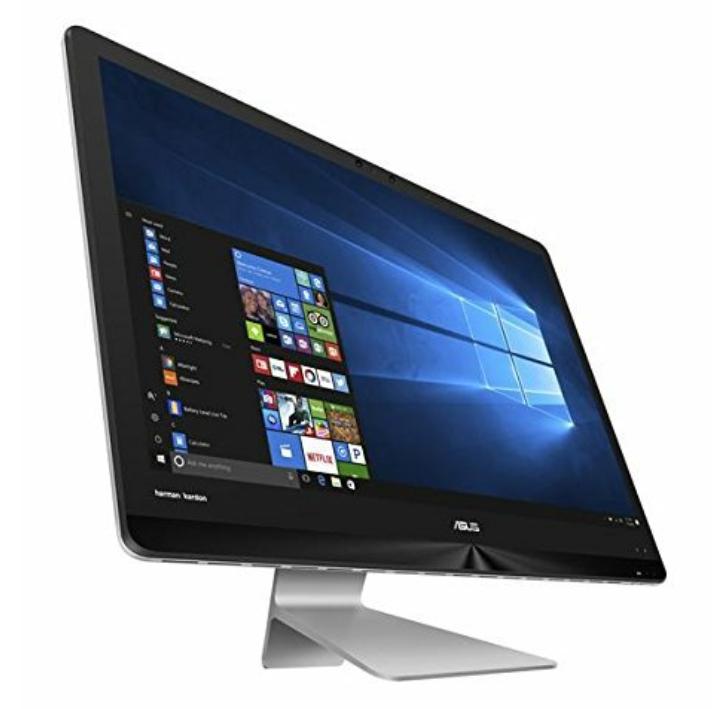 """Asus ZN270IEGT-RA078T 27"""" All-in-One Desktop PC / i7 / 16GB / 1.000GB+512GB / 940MX"""