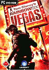 Tom Clancy's Rainbow Six Vegas für 2,04€ & Rainbow Six Vegas 2 für 3,40€ [uPlay] [Gamesplanet]