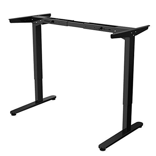 (NischenDeal) Flexispot EA2 - Tischgestell - elektr. Höhenverstellbar von 72-120cm (Für Personen mit Rückenproblemen)  BLITZANGEBOT!