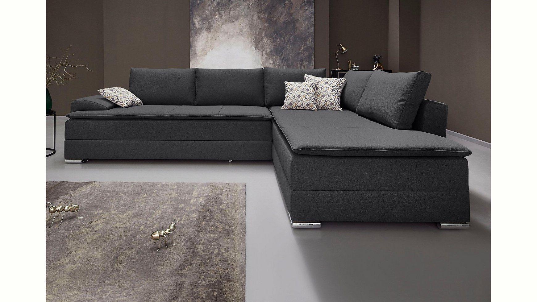 20% auf alles inkl. Sale bei cnouch.de (Sofas etc.), z.B. INOSIGN Polsterecke mit Bettfunktion 180cm für 575,28€ statt 799€ (UVP 1799!)