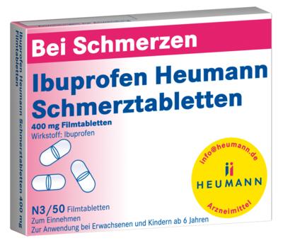 70x Ibuprofen 400mg zu 1.93€!