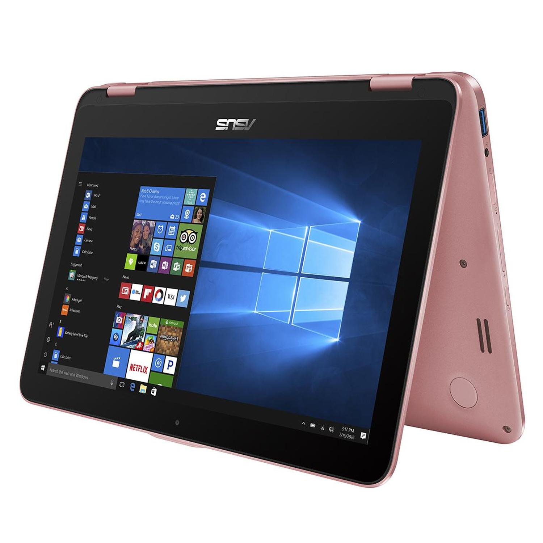 [NBB] Asus VivoBook Flip TP203NAH-BP055T / 2in1 Convertible / Intel Dual-Core N3350 / 4GB RAM / 1000GB / Windows 10 / roségold