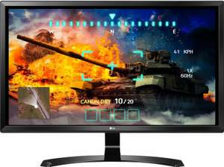 "[eBay-Saturn] Monitor 27"" LG 27UD58-B - 4K UHD IPS, Freesync, Black Stabilizer, VESA, 2× HDMI"