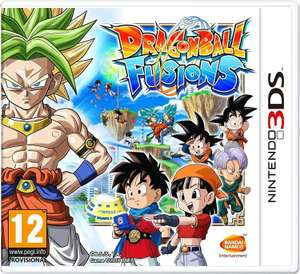 Dragon Ball Fusions (3DS) für 22,44€ (Gameseek UK)