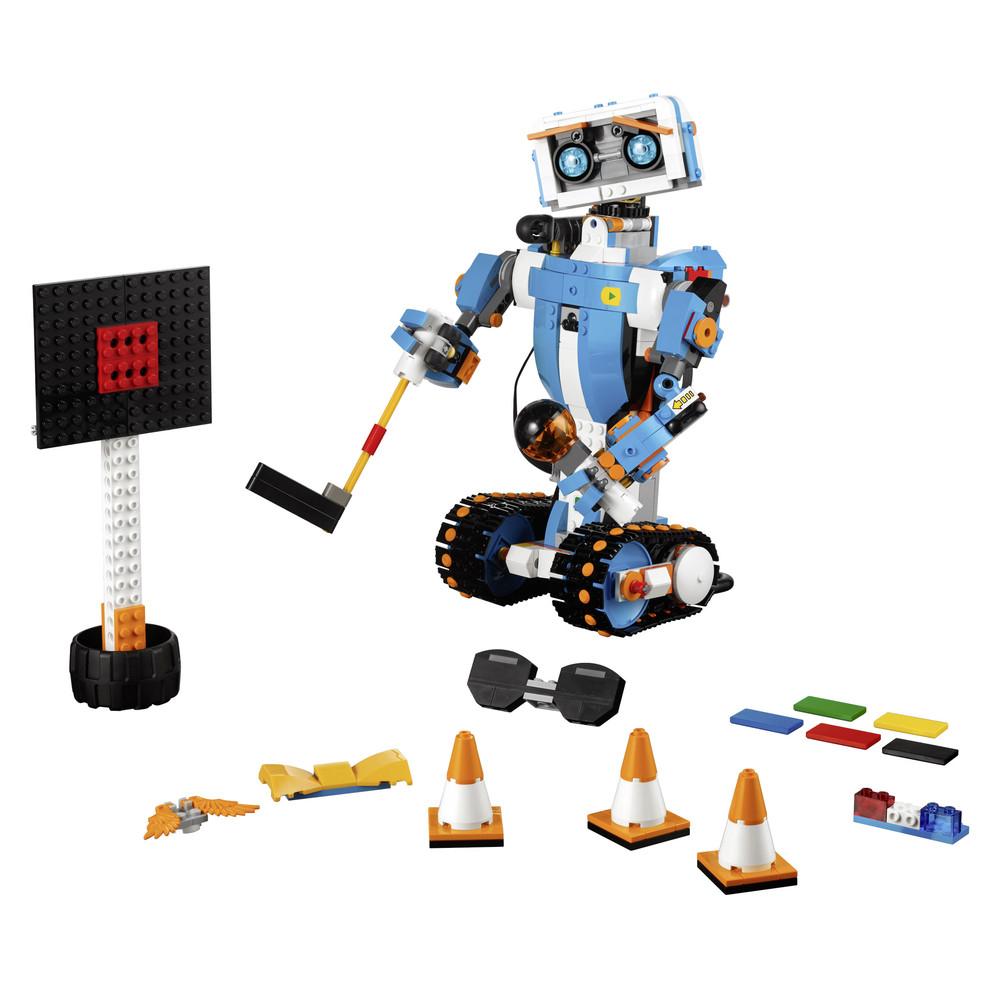 [Schweiz Microspot] LEGO Boost Programmierbares Roboticset (zusätzlich Gerät mit iOS oder Android benötigt)