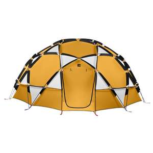 The North Face 2-Meter Dome Tent Gold/White/Black