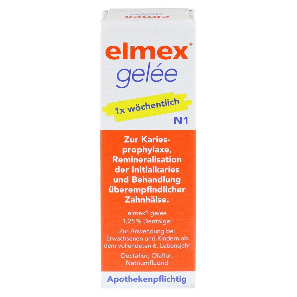 Elmex Gelee (25g) für 1,99€ dank Neukunden VSK frei + 5€ GS