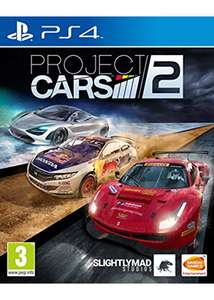 Project Cars 2 (PS4) für 25,57€ (Base.com)