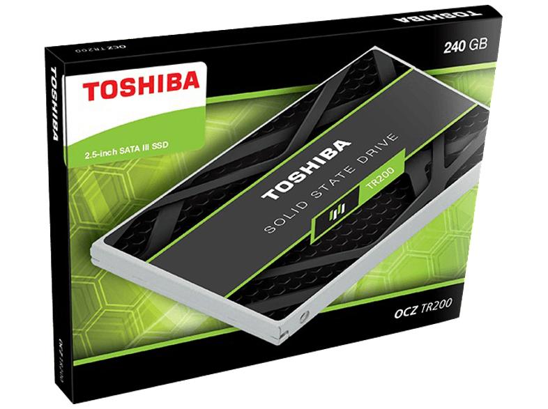 Toshiba TR200 SSD mit 240GB für 55€ [Mediamarkt] bzw. 45€ [Check24]