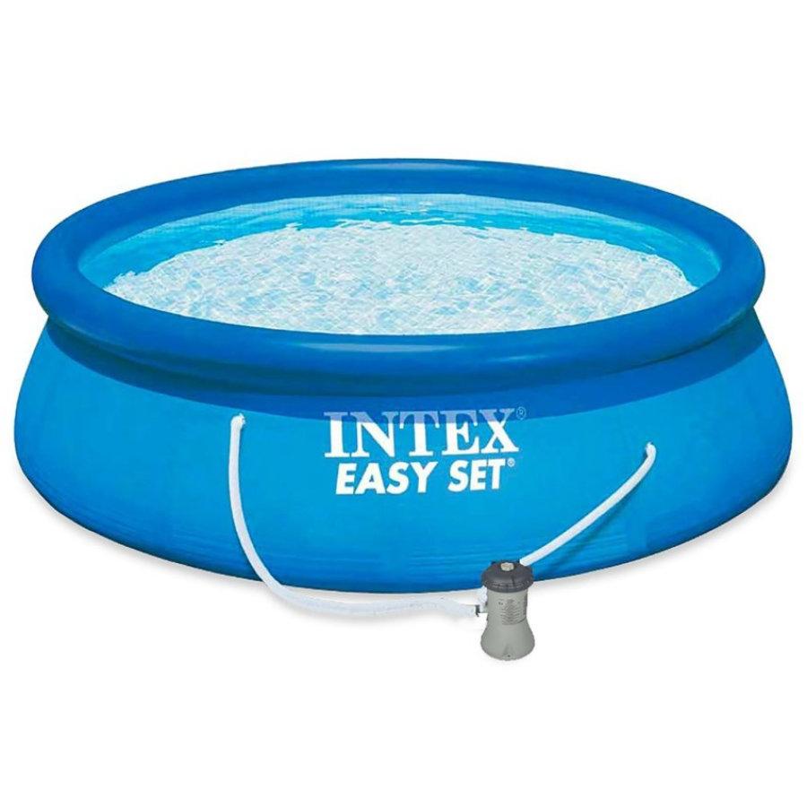 INTEX® Swimming Pool - Easy Set 396 x 84 cm