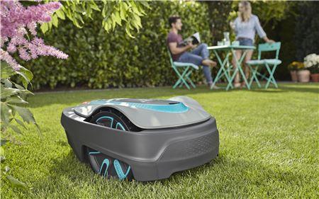 Gardena smart Sileno City 500 Mähroboter Set - mit gratis 5-Jahresgarantie