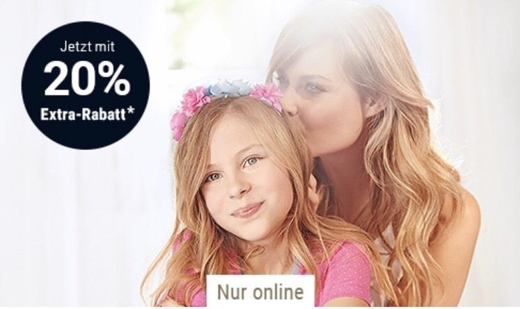 [Tchibo] 20% auf die Kollektion zum Muttertag