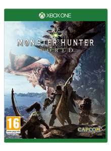 Monster Hunter: World inkl. Bonus DLC (Xbox One & PS4) für je 41,62€ (Base.com)
