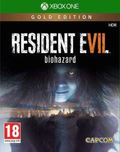 Resident Evil 7: Biohazard Gold Edition (Xbox One) für 26,11€ & PS4 für 30,13€ (Base.com)