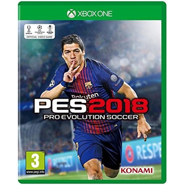 PES 2018: Pro Evolution Soccer (Xbox One) für 22,99€ (Shop4DE)