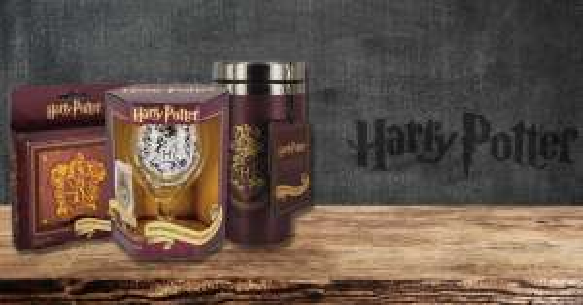 Harry Potter Merchandise 3 für 2 Aktion auf buecher.de