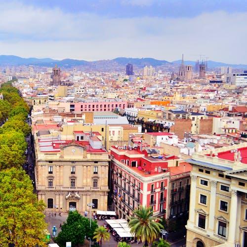 Barcelona-Städtetrip: 3-5 Tage im 3* Hotel am Camp Nou inkl. Frühstück und Flug ab 129€ für 2