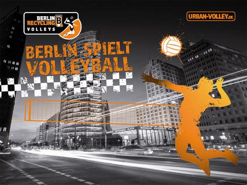 Kostenlos zu BR Volleys - VfB Friedrichshafen am 29.04.18 in Berlin - 2. Finalspiel [DKB Aktivkunden]