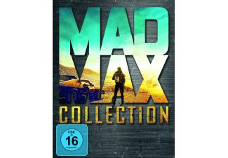 Mad Max Collection (4x Blu-ray) für 12,99€ (Saturn)