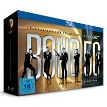 GQ-Jahresabo mit James Bond - Bond 50: Die Jubiläums-Collection für 51€