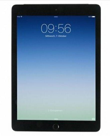 Apple iPad 32GB WiFi + 4G spacegrau (2017)