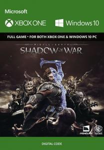 Mittelerde: Schatten des Krieges (Xbox One/PC Play Anywhere Digital Code) für 15,10€ (CDKeys)