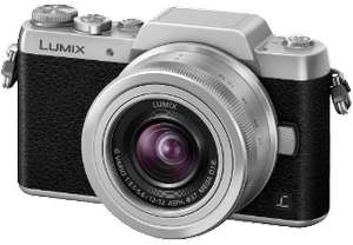 Panasonic Lumix DMC-GF7 Kit 12-32 mm für 299€ (Saturn + Amazon)